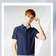 步森相信会穿条纹衫的男人,魅力都不会差