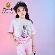 夏季T恤怎么穿搭好看?西瓜王子时尚穿搭打造潮童风范
