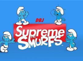 高街潮牌 Supreme 即将带来蓝精灵联名系列
