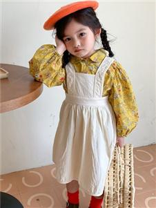 童优会童装新款裙子