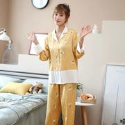 珍妮芬:让睡衣带你感受秋天的气息