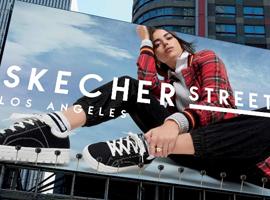 斯凯奇再度蝉联Drapers「最佳女鞋品牌」奖项
