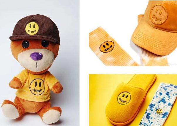 Justin Bieber个人必赢潮牌成为年度时尚新品牌