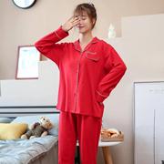 珍妮芬:七夕  睡衣就该穿情侣款