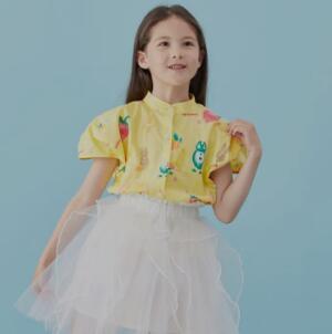 金果果童装:搭配 |儿童穿搭小技巧,宝妈们速戳~
