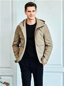爱迪丹顿男装爱迪丹顿新款时尚外套