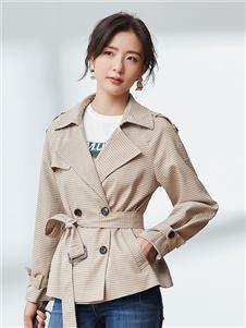 优衣美女装2020秋冬装外套