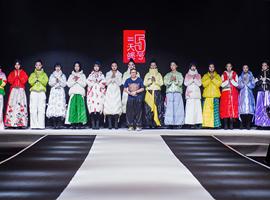 天蝎五号携手光山羽绒服装产业在逆势中为中原服装纺织时尚产业发声