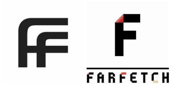英国奢侈品电子商务Farfetch更换logo