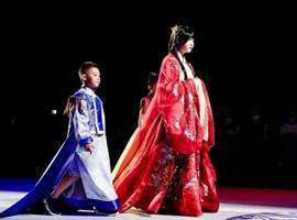 蜜态汉服·品牌首秀发布会:汉文化与时尚丨2020广东时装周-秋季