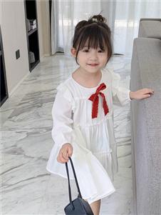 淘猫城堡圆领连衣裙