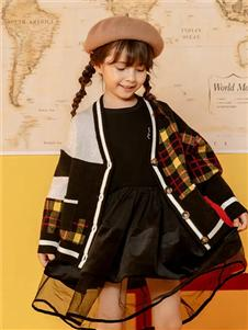 宝贝传奇新款针织外套