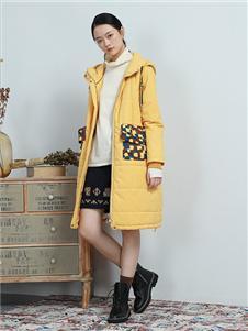 布卡拉女裝2020秋冬裝外套