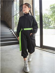 一度童装新款工装服