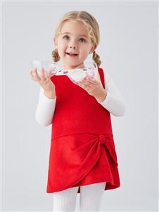 安奈儿童装安奈儿 童装2020秋冬装裙装