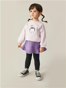 安奈儿童装安奈儿 童装2020秋冬装卫衣