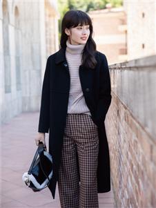 布根香2020冬款大衣