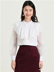 歌莉娅女装歌莉娅女装2020秋冬装衬衫