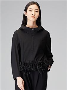 圣迪奥女装2020秋冬装外套