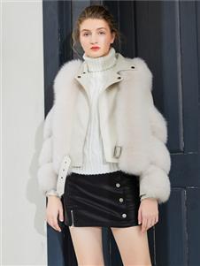 金蝶茜妮新款时尚外套