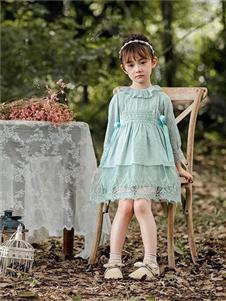 邻童优品秋装连衣裙