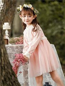 邻童优品连衣裙