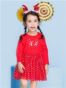 貝貝怡童裝秋冬裝嬰童服飾