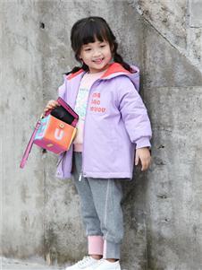 玛玛米雅紫色薄外套