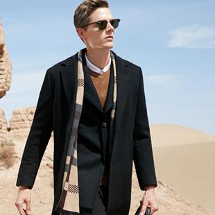 时代森迪男装是什么风格的男装?