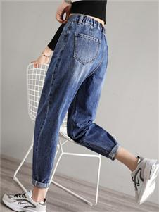 MODEERN女装牛仔裤