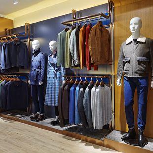 开家REDCOLLAR红领定制服装店有什么优势?