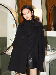 她图2020秋冬装女装大衣