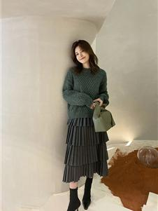 她图2020秋冬装女装毛衣