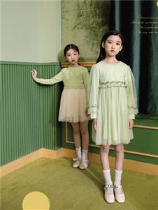 德蒙斯特童装纱裙