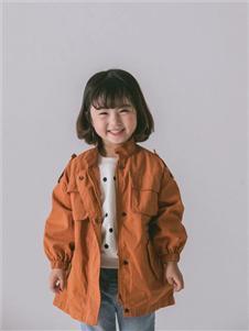衣城优品童装衣城优品中长款外套