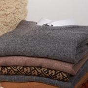 立冬好物推荐 | Satchi沙驰 独家羊绒系列