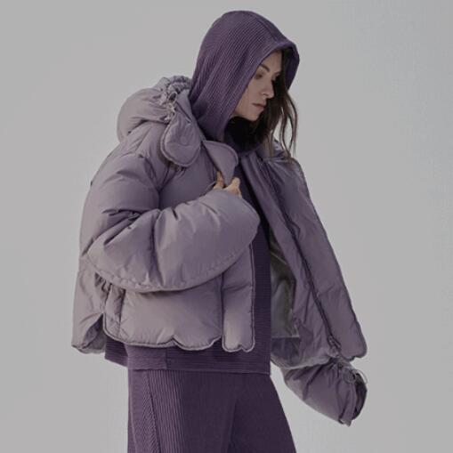 ROSEMOO容子木:紫purple | 衣柜里的神秘访客