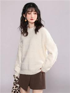 韩依瑞新款针织衫