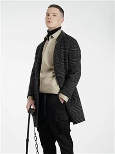 骆豪新款大衣
