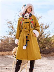 素蘿女裝2020秋冬裝羽絨服