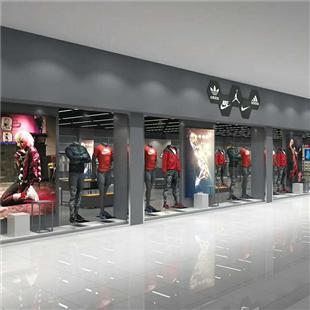 耐克阿迪達斯折扣店項目,在三四五線城市的發展前景