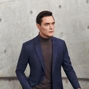 SINOER希努尔:高领毛衫的优雅延续