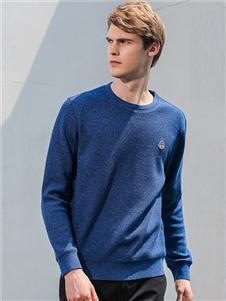圣得西男装秋冬款针织衫