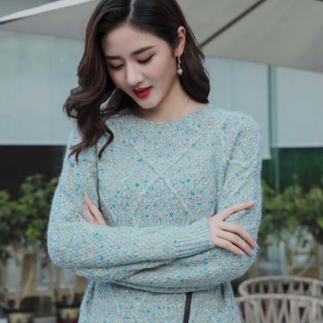 HEFANXI赫梵茜|今年热门毛衣,时髦又显气质