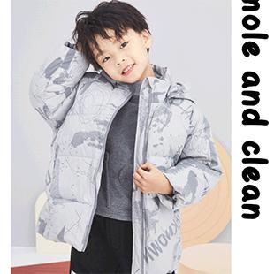 嗨!winter,初来乍到 | NNE&KlKl品牌童装2020冬上新