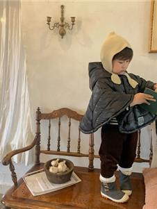 糖卡布衣童装秋冬款外套