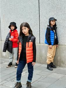 糖卡布衣童装秋冬款马甲
