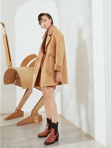 艾米瑞女装秋冬款大衣