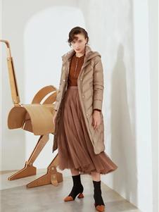 艾米瑞女装秋冬款羽绒服
