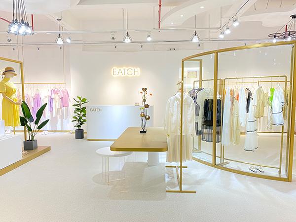 EATCH衣曲女装店铺图品牌旗舰店店面